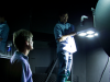 Xeralux and CLTC test a new LED shoebox fixture using the center's spectral goniophotometer.