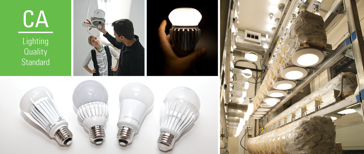 Product Review for Compliance with the California Quality LED Lamp Specification