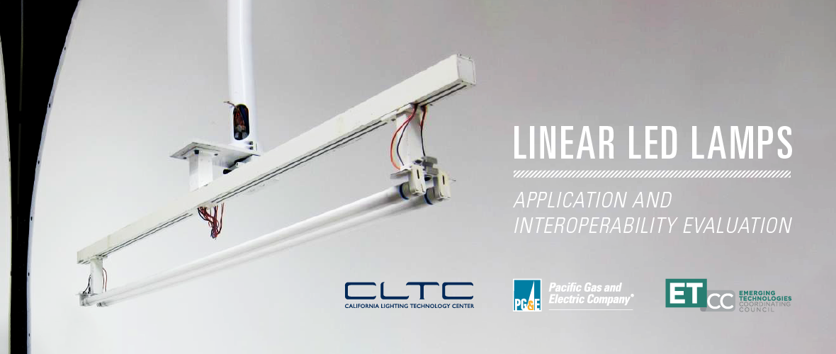 Linear LED lamps: application and interoperability evaluation