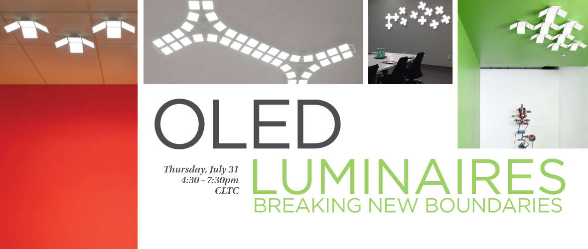 OLED Luminaires: Breaking New Boundaries