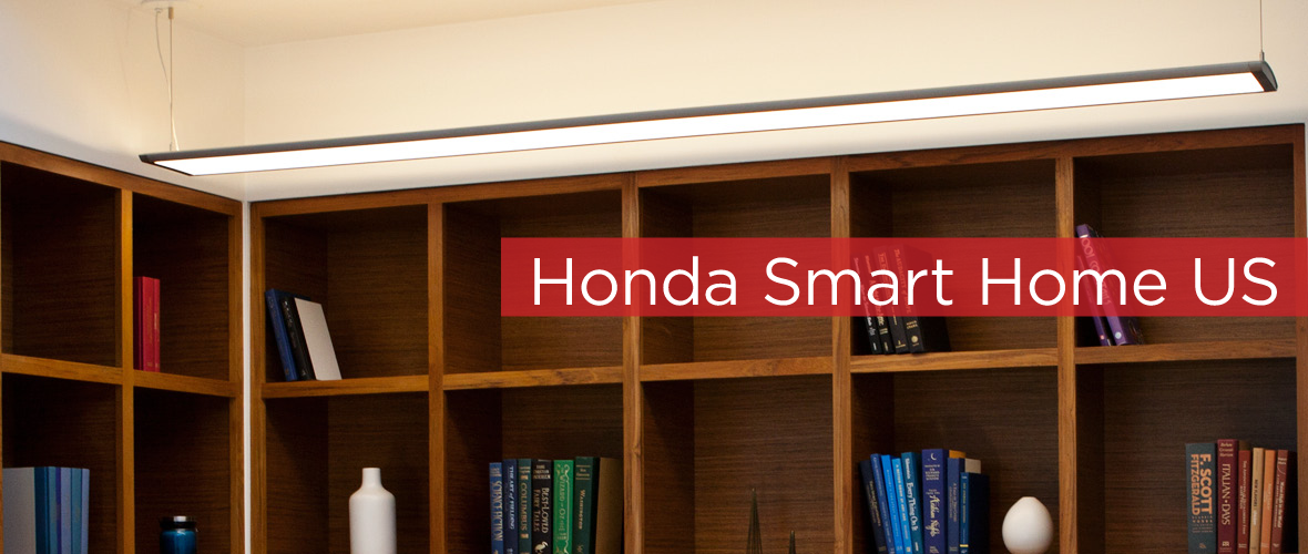 Adaptive Circadian Lighting Demonstration: Honda Smart Home US