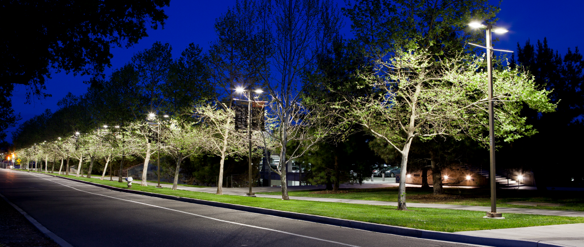 CLTC Studies Renewable Energy & Advanced Lighting Systems for Exterior Applications