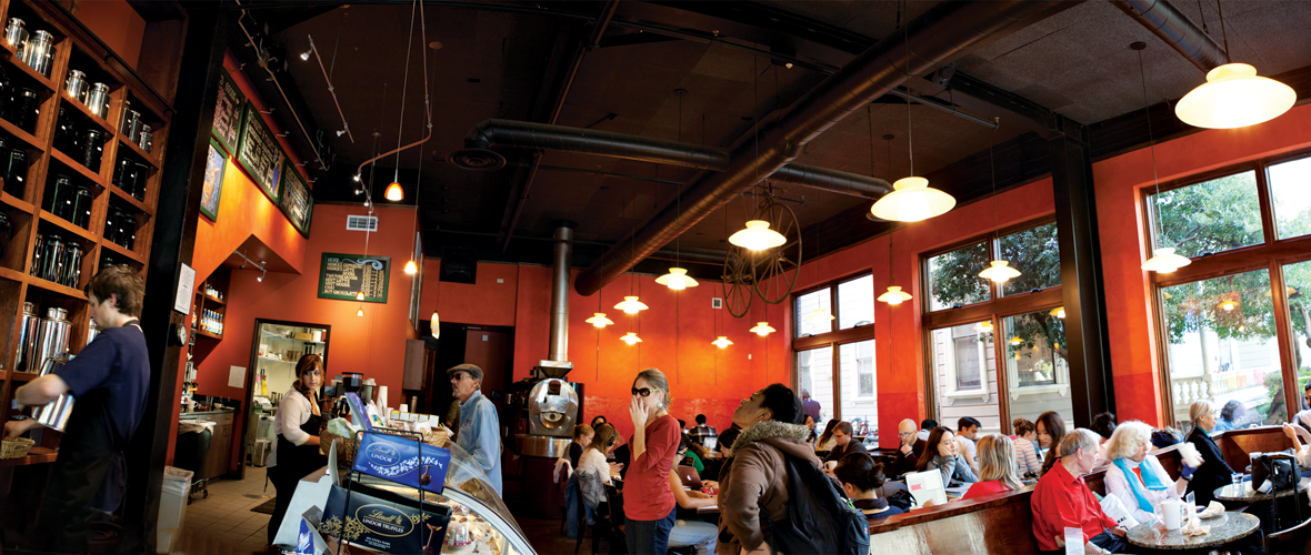 A Brighter Brew: Mishka's Cafe Makes the Switch to LEDs
